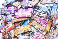 48 Quest Protein Bars Mix Assortment PB Cake Chocolate Cheesecake Smore Cookie
