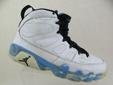 NIKE Air Jordan 9 IX Retro UNC White/ Powder Blue Sz 13 Men Basketball Shoes