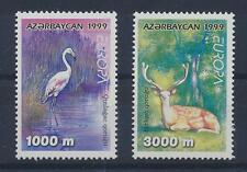 Aserbaidschan 442/43 postfrisch / Cept (898) ...................................