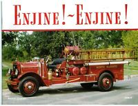 Obenchain Boyer Fire Apparatus Fire Truck History Photos, Seattle Kenworth Truck
