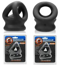 Oxballs Ox Sil/tpr Tri-squeeze Silicone Ring Support Ball Stretcher