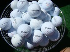 50 MIXED TITLEIST GOLF BALLS IN MINT/A GRADE CONDITION