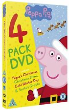 Peppa Pig The Christmas Collection (Slim)(DVD) *NEW & SEALED*