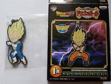 Dragon Ball Z DBZ Banpresto Ichiban Kuji WCF Keychain Strap Rubber #Vegeta SSJ