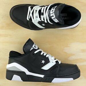 Converse ERX 260 x Don C Low Black White Leather Retro Sneakers 165045C Size 8