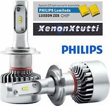 LAMPADA KIT LED H7 6000K PHILIPS FULL CANBUS 8000 LM LUMEN