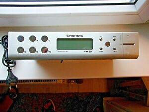 Grundig Sonoclock 890 Radiowecker KÜCHENUNTERBAURADIO RADIO mit RDS