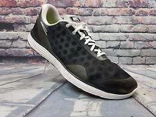 Men's Nike Lunarswift+ 2 Black White Air Zoom Max Hyperadapt 90 Roshe 1  sz 15