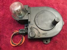 GM under hood accessory trouble light with retractable cord.