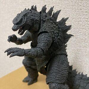 "S.H.MonsterArts Godzilla 2014 From Godzilla Hollywood Movie ver Bandai Figure 5"""