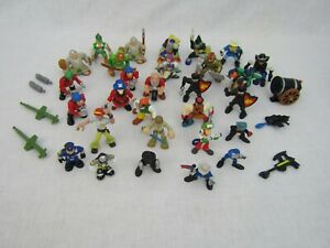 Fisher Price Imaginext Figures Accessories Pirates Knights Green Goblin Lot