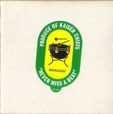 Kaiser Chiefs CD Single Never Miss A Beat - Promo - England (EX/M)