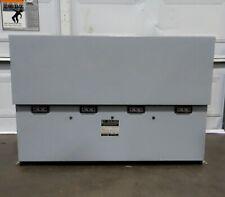 Commonwealth Sprague 30043pmudf Avl Capacitor Bank 3 Phase 300kvar 480vac 360a
