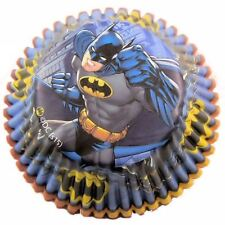 Batman Cupcake Baking Cups 50 ct from Wilton #5140 - NEW