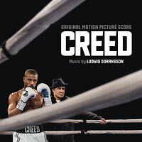 LUDWIG GORANSSON - CREED/OST  CD NEW+ GORANSSON,LUDWIG