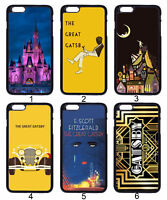 The Great Gatsby SCOTT For iPhone iPod Samsung LG Motorola SONY HTC HUAWEI Case