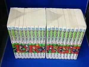 Used DRAGON BALL Complete Set of 1-42 Comics Manga Book Akira Toriyama japanese