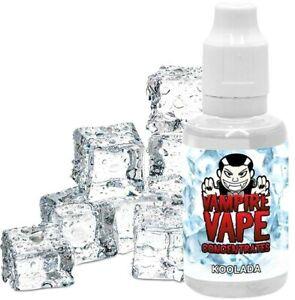 Koolada 30ml Liquid Basen Aroma -Vampire Vape Aromen E Zigarette Koolada Pinkman