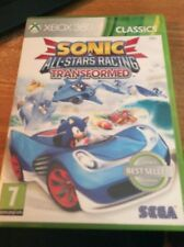 Sonic and all stars racing transformed Xbox 360 FREE POSTAGE