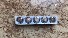 5x AG13 SR44 LR44 A76 376 1.5V Alkaline button cell batteries watch calculator