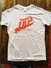 Grasstrack Speedway Motorcycle T-shirt Size XL Longtrack JAP Prestwich