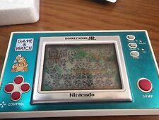 Nintendo Game & Watch Donkey Kong Jr 1982  Japan DJ-101  GAME&WATCH JAPAN