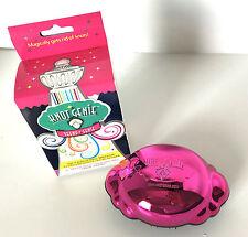 Teeny Genie™ Detangling Brush Magically gets rid of knots.-Pink