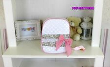PDF FILE PATTERN for SEWING BACKPACK Back Pack+EASY VIDEOTUTORIAL Spanish Design