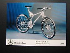 Photo Mercedes-Benz Mountainbike Full Suspension Exclusive 1999 (MBC)