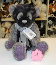 Charlie Bears Teddy Bär Logan 2020 Collection ca. 36cm groß (Nr.1)