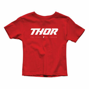 Thor Loud 2 Toddler Fashionable Casual Wear T-Shirt Red