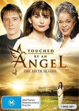 Touched by an Angel Season 5 NEW R4 DVD