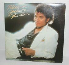 Michael Jackson ~ THRILLER ~ Original RARE LP Vinyl Record 1982 QE38112 Epic