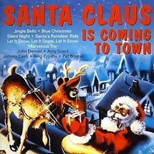 Santa Claus Is Coming to Town John Denver, Amy Grant, Johnny Cash, Pat Boone...