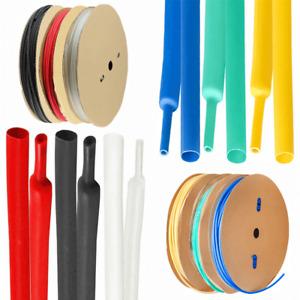 Heat Shrink Tubing 3:1 Marine Grade Waterproof Adhesive Glue Lined Sleeves
