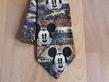 Walt Disney MICKEY Mouse Pure Silk Tie by DISNEY at Tie Rack