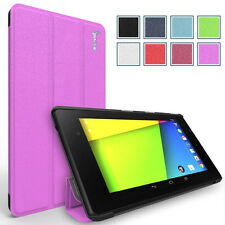Poetic Slimline Slim-Fit Trifold Case for Google Nexus 7 FHD 2nd Gen 2013 LAV