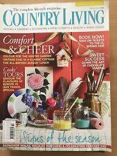 February Country Living Home Magazines