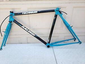 RALEIGH the PEAK TECHNIUM FRAMSET vintage mountain bike frame aluminum used