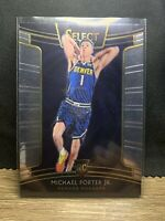 Michael Porter Jr. RC 2018-2019 Panini Select Concourse #37 Nuggets Rookie #2