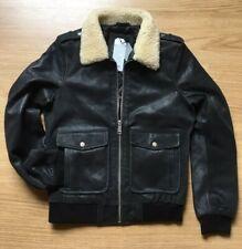 Montone, G1-type Jacket, BoutiqueParis LADC, pelle montone, Lusso,Tg S (46 ITA).