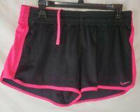 Nike Women's Size Medium Black Dri-Fit Shorts