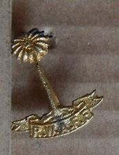 WW2 Royal West African Frontier Force collar badge   Genuine B2
