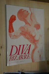 Diva Bizarre / Glittering images