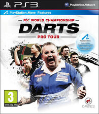 PDC World Championship Darts: Pro Tour PS3 *in Excellent Condition*