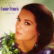 The Very Best of Connie Francis, Vol. 2 by Connie Francis (CD, Oct-1990, Polydor)