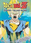 Dragon Ball Z Fusion The Last Saiyan DVD Uncut