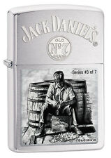 Zippo Limited Edition Jack Daniel's Scenes From Lynchburg Lighter #3 of 7 28755
