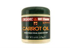 ORGANIC ROOT STIMULATOR CARROT OIL FOR DAMAGED HAIR 6 OZ.