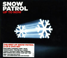 Snow Patrol:Up to Now - Deluxe Edition 2 CDs + DVD (2009)